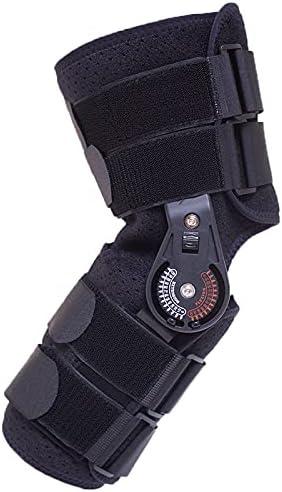 Challenge the lowest price QLIGHA Adjustable Knee Joint Su Hinged Fixation Tucson Mall Brace
