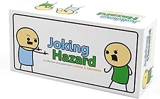 RLJJCS Joking Hazard Foundation Joking Hazard Toking Hazard Expansion Pack Card Games Card Game (Color : Joking Hazard Foundation)