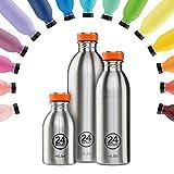 24Bottles Urban 24 Bottles Bidon de Acero Inoxidable Color 500ml, Unisex Adulto, 500...