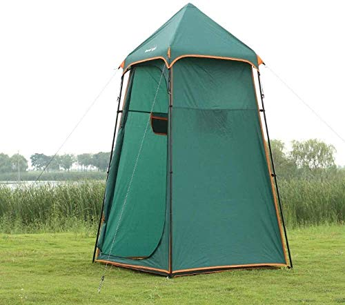 NLRHH Pop-up Tent Shower Privacy Toilet Tent Beach Portable Changing Dressing Camping tents Sun shade Baby Outdoor Backpack Shelter Canopy extra large peng