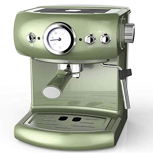 Fantastic Prices! XLEVE Espresso Machine Coffee Maker with Milk Steamer Frother, Pump and Moka Machi...
