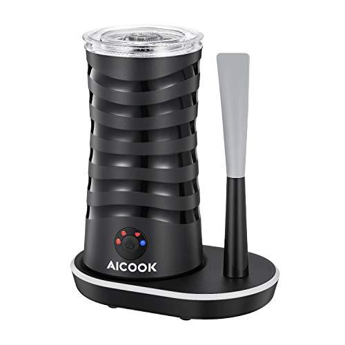 Aicook Mousseur à lait électrique