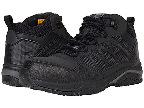 Skechers Azbar - Arturas Composite Toe, Negro, 11