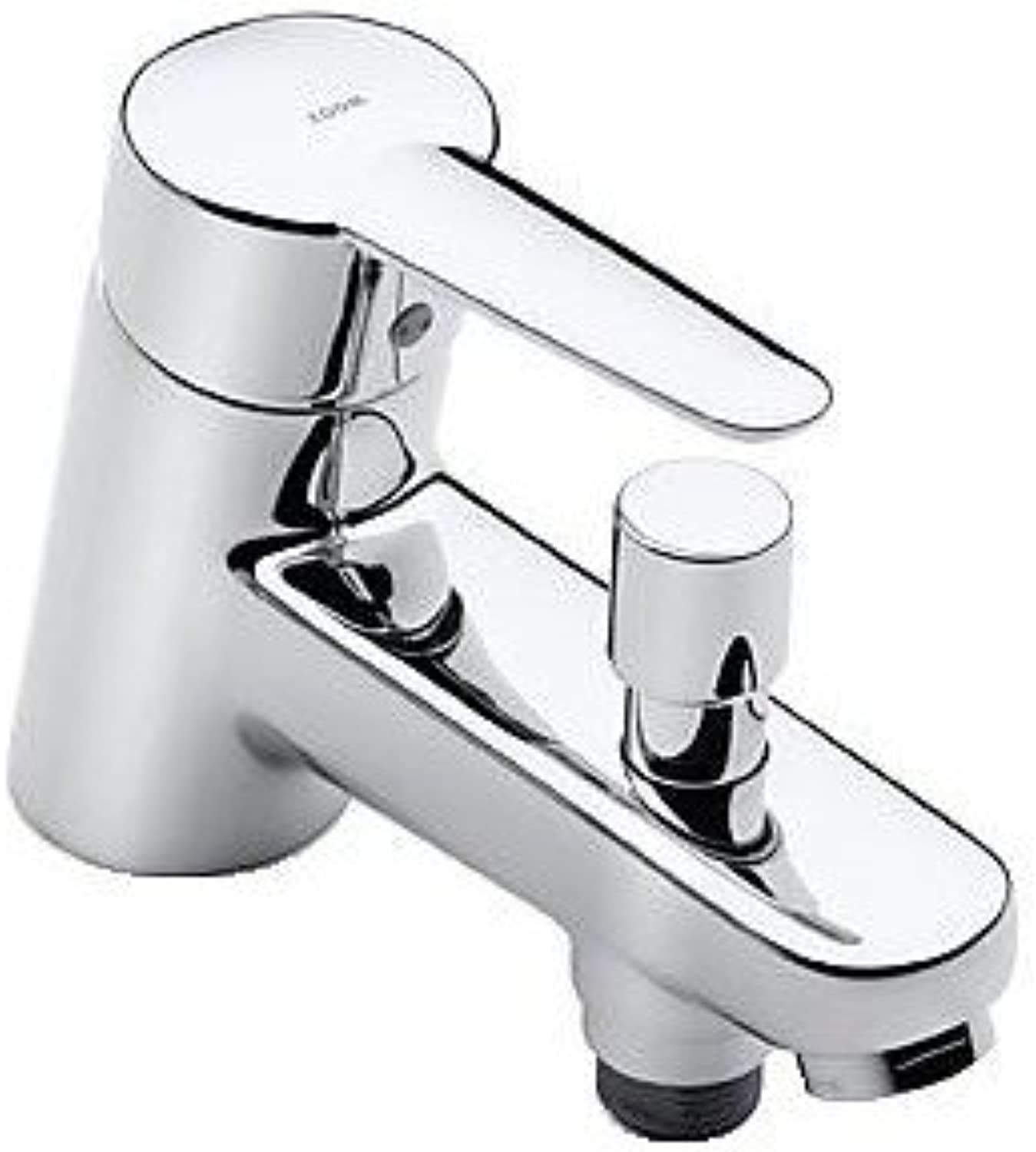 Roca france - One-hole bath shower single hand faucet POLO - WM325011Z000003 -   WM325011Z000003
