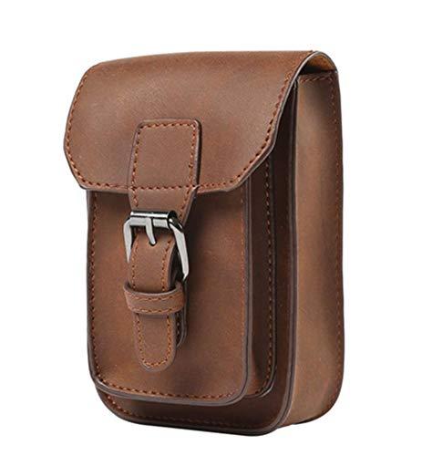 Bolsa de cintura para hombre con gancho para cinturón, Estilo E, Talla única,