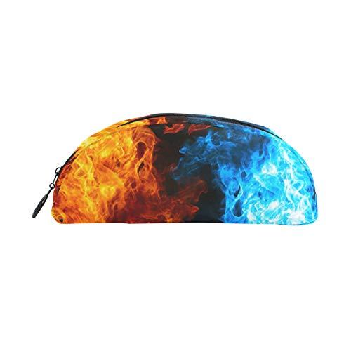 MONTOJ Stifteetui für Eis und Feuer, Flammenmuster