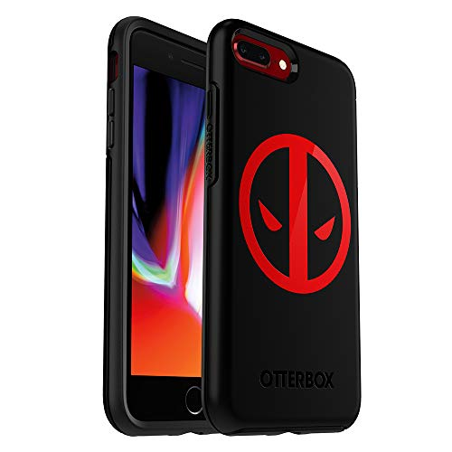 OtterBox SYMMETRY SERIES MARVEL Case for iPhone 8 PLUS & iPhone 7 PLUS (ONLY) DEADPOOL