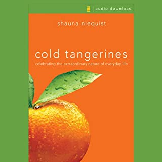 Cold Tangerines audiobook cover art