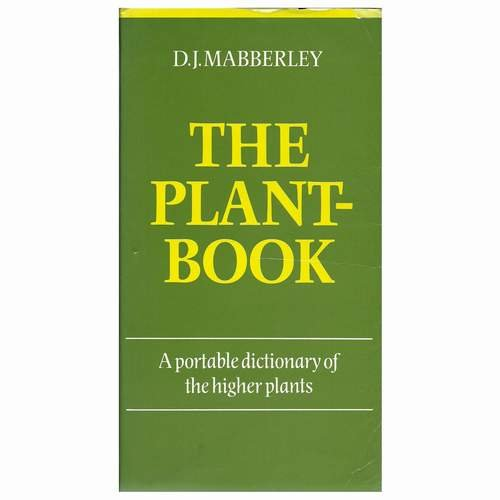 The Plant-Book Plastic cover: A Portable Dictionary of the Higher Plants