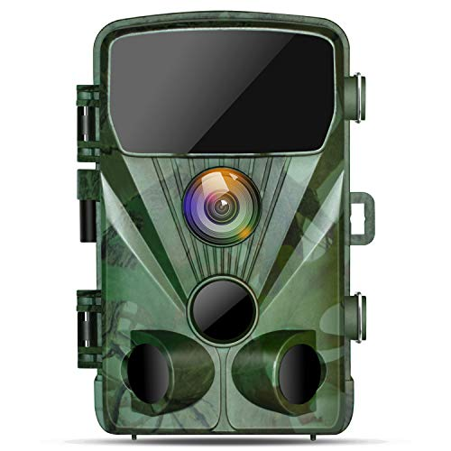 TOGUARD Wildlife Camera 20MP 1080P Trail Game Cameras with Night Vision...