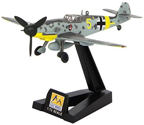 Easy Model 37251 Fertigmodell Messerschmitt Bf-109 G-2 VI./JG52 1942 Russland