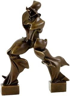 Bronze Figure - Unique Forms of Continuity in Space - Umberto Boccioni - Abstract Art for Sale