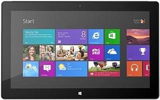 Microsoft Surface Pro 10.6-Inch Tablet P6T-002 Intel Dual-Core i5-3317U Processor, Dark Titanium (Renewed)