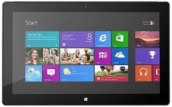 Microsoft Surface Pro 10.6-Inch Tablet P6T-002 Intel Dual-Core i5-3317U Processor Dark Titanium  Renewed