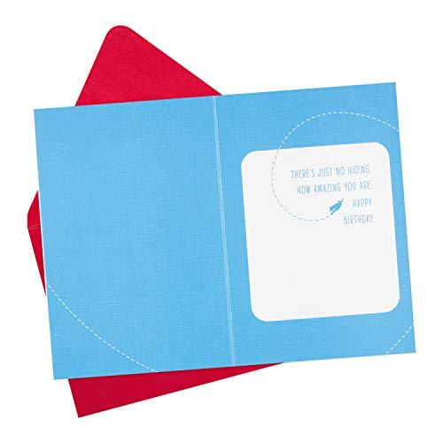 Product Image 4: Hallmark Signature Birthday Card for Him (Superman Silhouette)