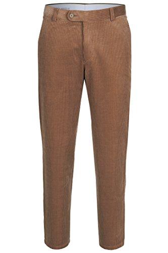 aubi: Herren Hose Baumwoll Cord Stretch Modell 526 beige Größe 27