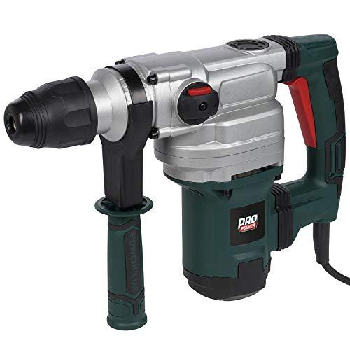 POWERPLUS Martillo percutor 1050W POWP3030, 1050 W, 240 V, Color