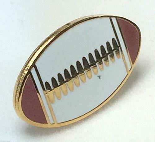 Emblems-Gifts Ballon Rugby DISTINTIVO SPILLA SMALTER