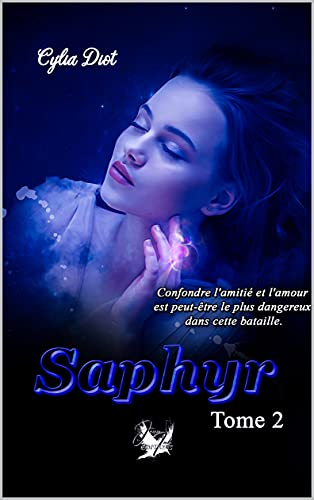Saphyr (French Edition) by [Cylia Diot, Jenn Ink Éditions]
