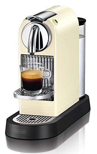 DeLonghi EN 166.CW Nespresso Citiz Kapselmaschine (1260 Watt) champagner