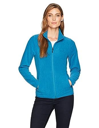 Amazon Essentials Women's Classic Fit Long-Sleeve Polar Soft Fleece Jacket