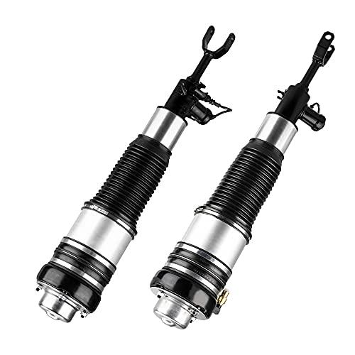 maXpeedingrods 2 Sospensioni Pneumatiche Molle ad aria per Audi A6 A6 C6 4F 4FH 4F2 4F5 4F0616039 4F0616039AA, Ammortizzatori - [Anteriore Sinistro + Anteriore Destro]