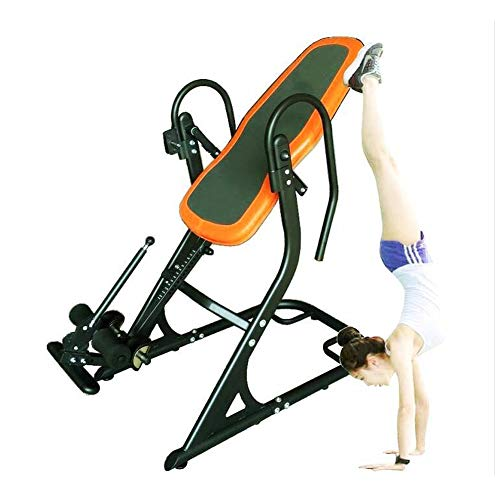 Buy Bargain LieYuSport Inversion Table,Back Stretcher Machine Increase Blood Circulation Protective ...