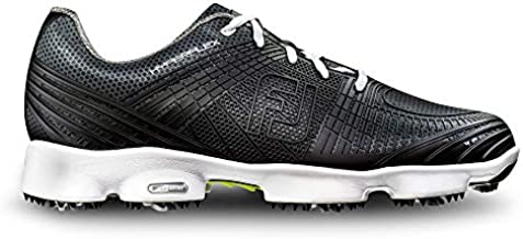 FootJoy Men's Hyperflex II-Previous Season Style Golf Shoes Black 10 M US