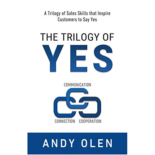 The Trilogy of Yes audiobook cover art