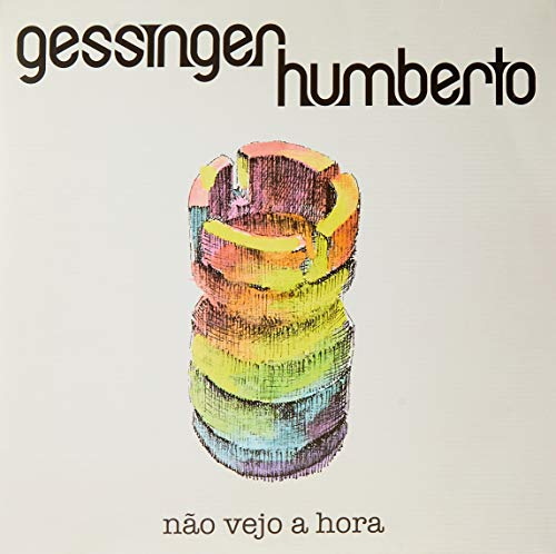 """Humberto Gessinger, LP """"Não Vejo a Hora"""" [Disco de Vinil]"""