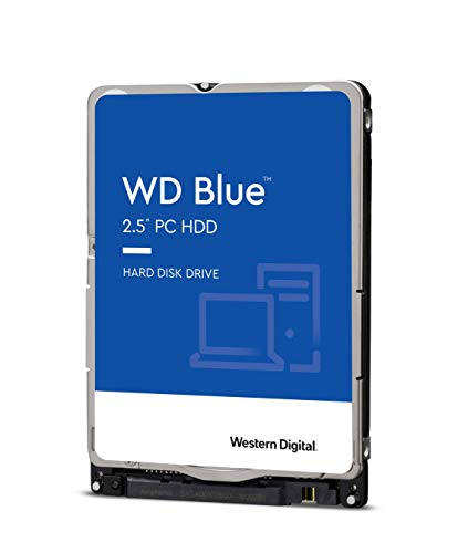 Western Digital『HDD 2TB WD Blue PC 2.5インチ 内蔵HDD(WD20SPZX)』