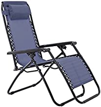 Zero Gravity Chair-Blue