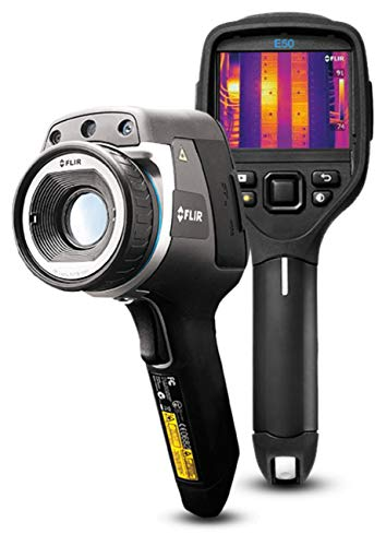 Flir e5 compact thermal imaging camera with 120 x 90 ir resolution and...
