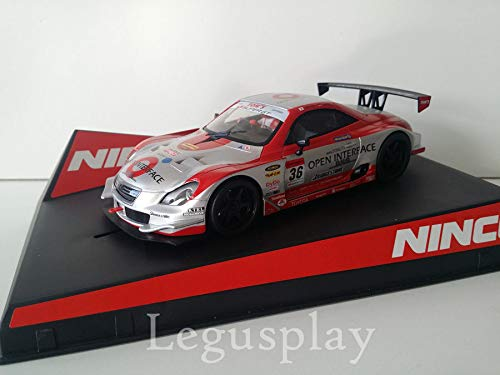 Ninco Slot SCX Scalextric 50516 Compatible Lexus SC430 Team Tom's