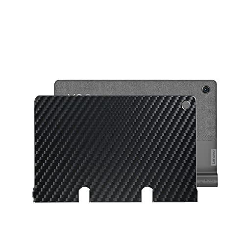 VacFun 2 Piezas Protector de pantalla Posterior, compatible con Lenovo Yoga Tab 11 11', Negro Película de Trasera Espalda Piel (Not Funda Carcasa)