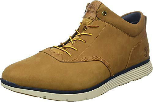 Timberland Killington Half Cab, Zapatillas Hombre, Marrón Dk Brown Full Grain, 41 EU