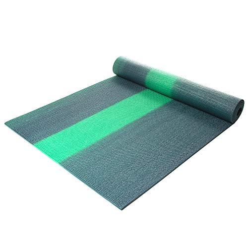Incline Fit Anti Slip Yoga Mat Thick amp Non Slip Exercise Mat for Yoga Pilates Stretching Meditation Floor amp Fitness Exercises Earth#039s Surface 6mm