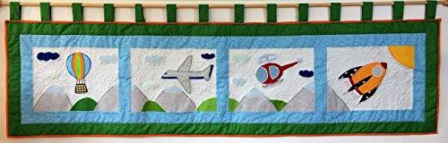 Wandschutz / Wandbehang für das Kinderzimmer