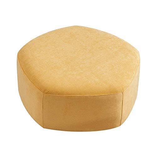FWZJ Taburete de pie Taburete de sofá otomano Taburetes de Zapatos Taburete de Tela para el hogar Taburete de escalón bajo Taburete pequeño Taburete para niños Sala de Estar, 2 tamaños,