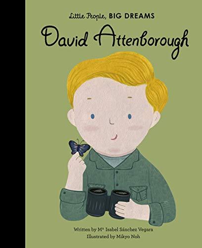 David Attenborough (34) (Little People, BIG DREAMS)