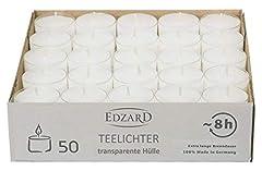 EDZARD 50 Stück Wenzel Nightlights
