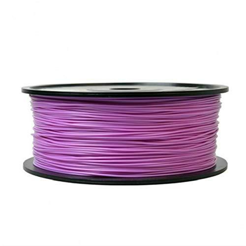Filamento Per Stampante 3D Stampante 3D1.75Mm Materiali Di Stampa In Filamento Pla Colorato Per Stampante 3D Estrusore Penna Arcobaleno Accessori In Plastica Rosso Grigio