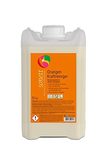 Orangen Kraftreiniger für Küche, Haus und Werkstatt, 100% biologisch abbaubar