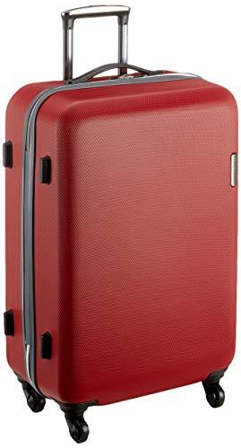 WITTCHEN Unisex-Erwachsene Koffer & Trolleys , (Rot), 55.0x20.0x36.0 cm