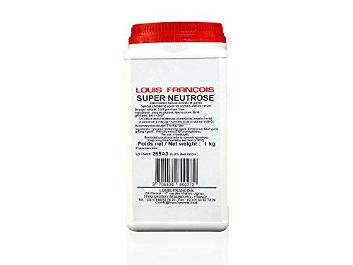 Super neutrose - louis francois - stabilisateur special sorbet et glace - 1kg