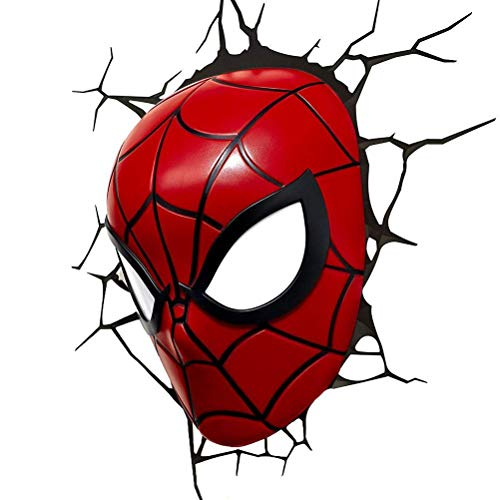 Applique Spiderman Effet 3D - Cadeau Maestro