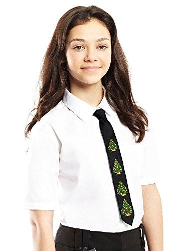 BGSL Witzige LED-Krawatte für Weihnachten