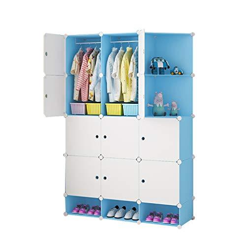 Wardrobe Gabinete de almacenamiento de cajones Gabinete de bebé de almacenamiento simple de plástico para el hogar de acabado de juguete para bebés Gabinete de almacenamiento Rollsnow