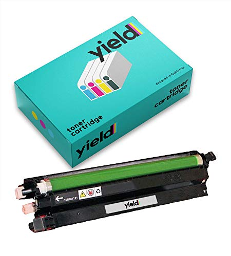 PRINTJETZ Premium Compatible Replacement for Xerox 108R01121 (108R1121 / G2591) Black Drum for use with Phaser 6600, 6600N, 6600DN; WorkCentre 6605, 6605N, 6605DN Series Printers. -  CX6600DRK