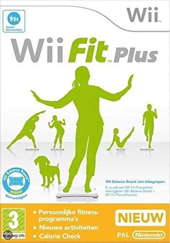 Wii Fit Plus (Nintendo Wii) Deutsche Sprache